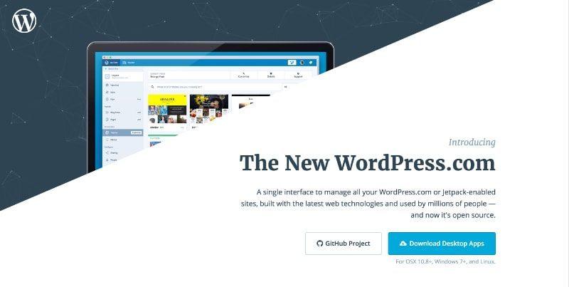Verschillen tussen WordPress.org en WordPress.com. Maak kennis met Jetpack en Calypso.