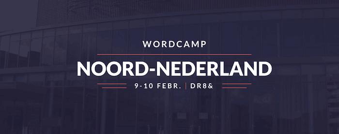 WordCamp Noord Nederland