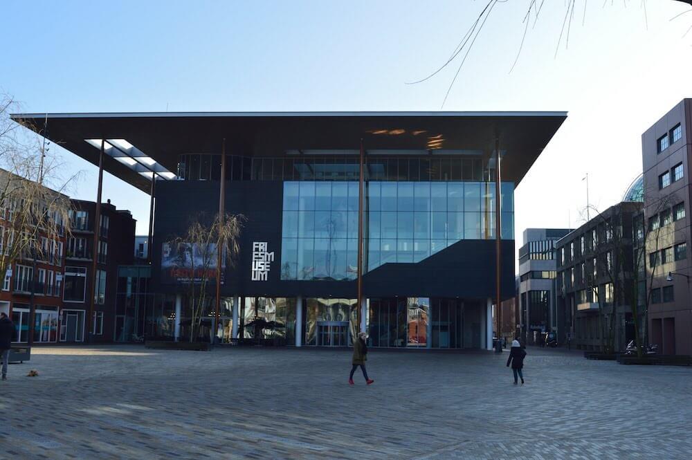 Foto Fries Museum te Drachten